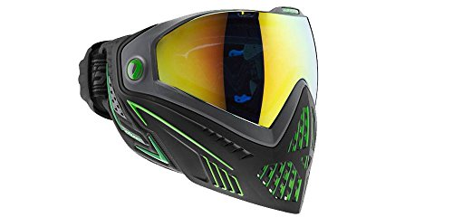 Dye i5 Paintball Goggle (Emerald)