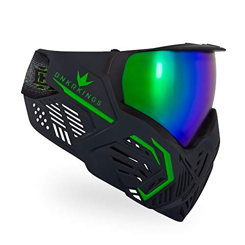 Bunkerkings CMD Paintball Goggle/Mask -...