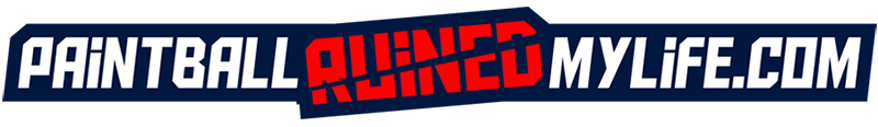 PaintballRuinedMyLife.com logo