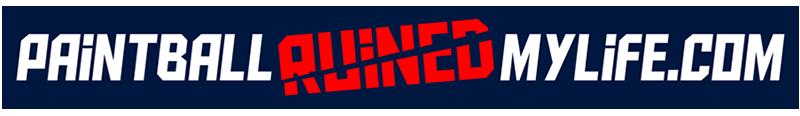 PaintballRuinedMyLife.com logo