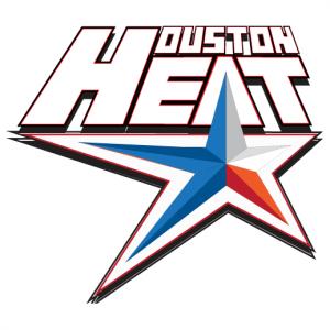 houston heat paintball team logo