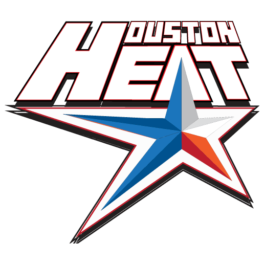 houston heat paintball team logo