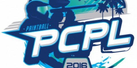 Pacific Coast Paintball League Logo PCPL