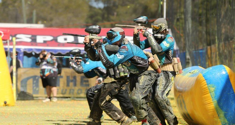 generation kill GK paris paintball team