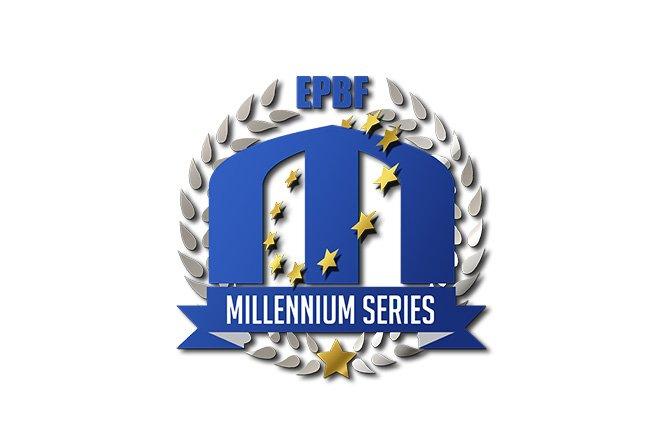 millennium series logo