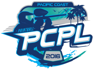 Pacific Coast Paintball League Logo