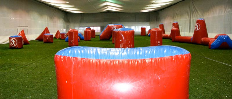 Top 5 Indoor Paintball Parks In The Usa Paintball Ruined