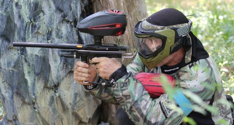 GI Sportz LVL Paintball Loader