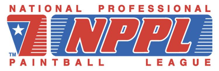 NPPL Paintball Logo