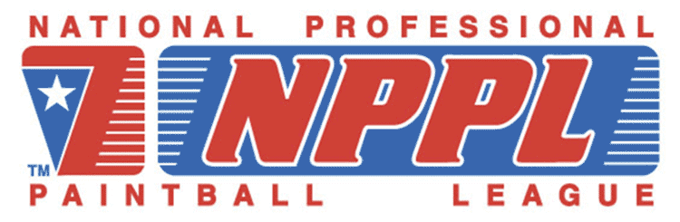 NPPL Paintball Logo