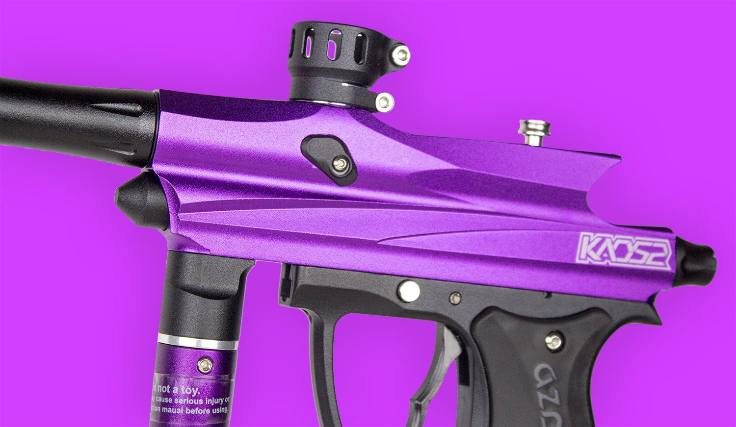 Azodin Kaos 2 Review: Awesome Entry Level Shooter