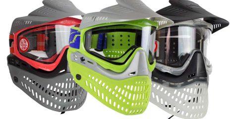 JT ProFlex Paintball Mask 2016