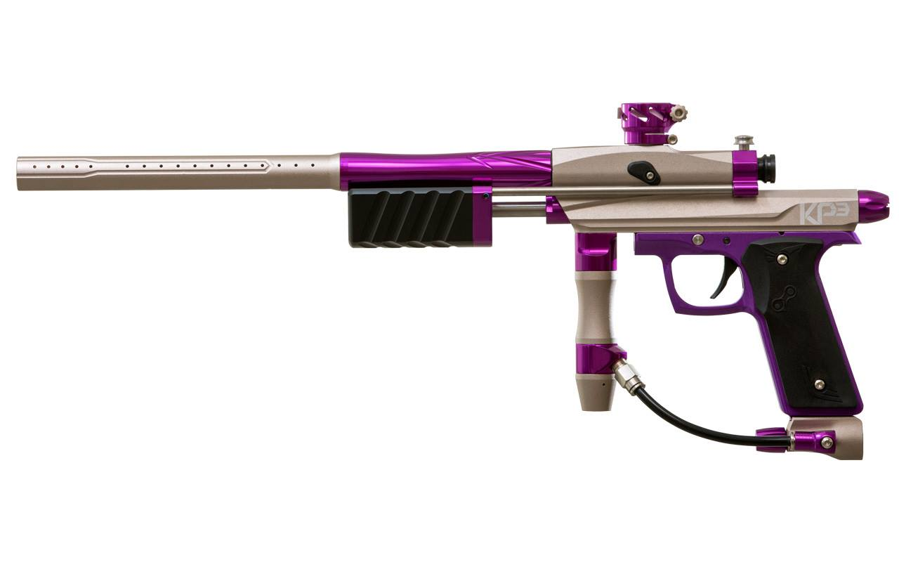 Azodin KP3 Pump Grey Purple