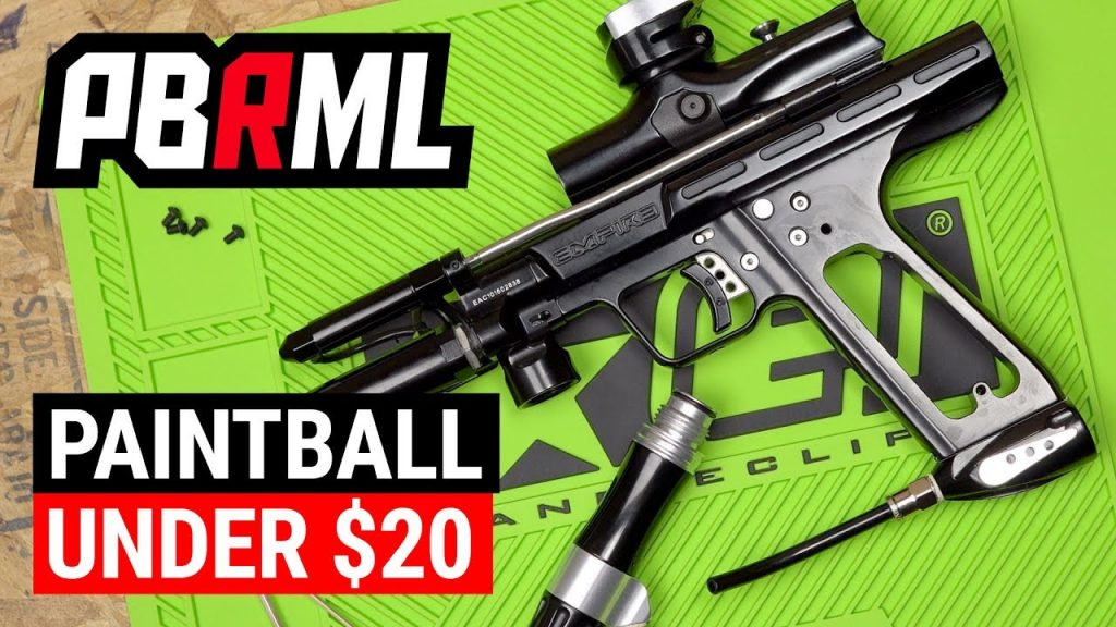 best cheap paintball