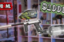 The Best $1000 Paintball Gun Sstup