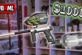 The Best $1000 Paintball Gun Sstup