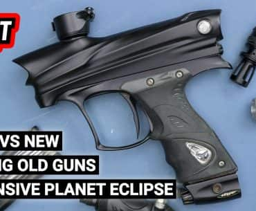used paintball guns